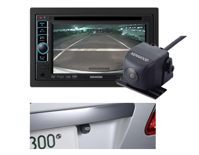 Kenwood CMOS-300 Rear View Camera