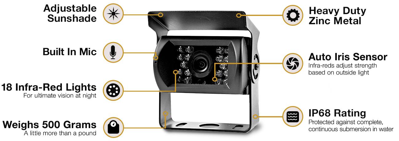 back-up camera